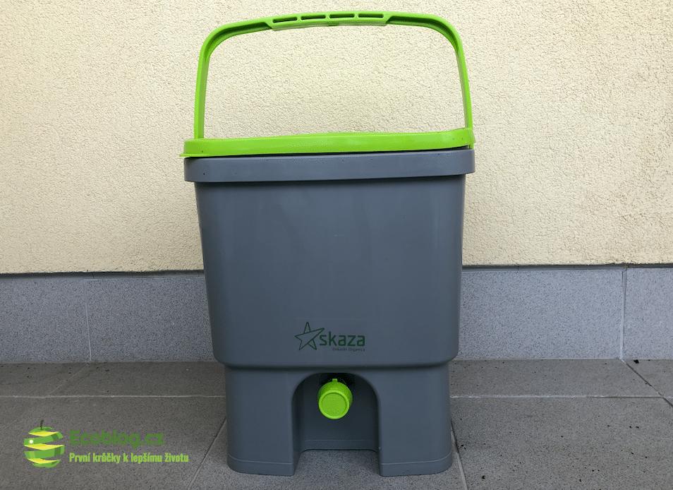 bokashi kompostér organko