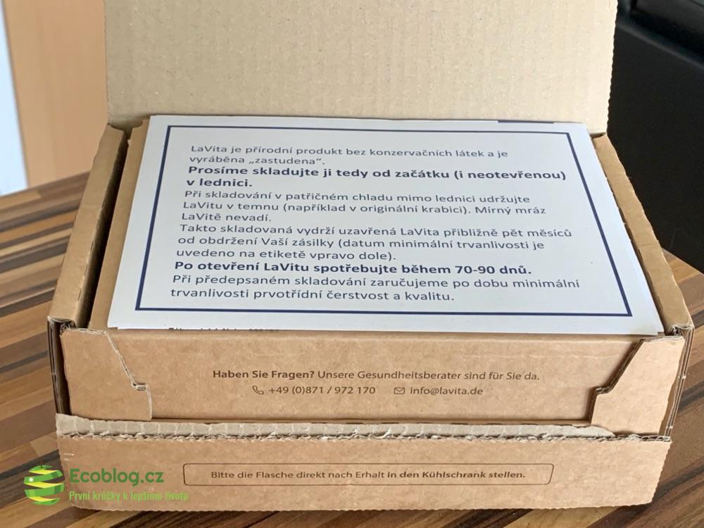 lavita krabice