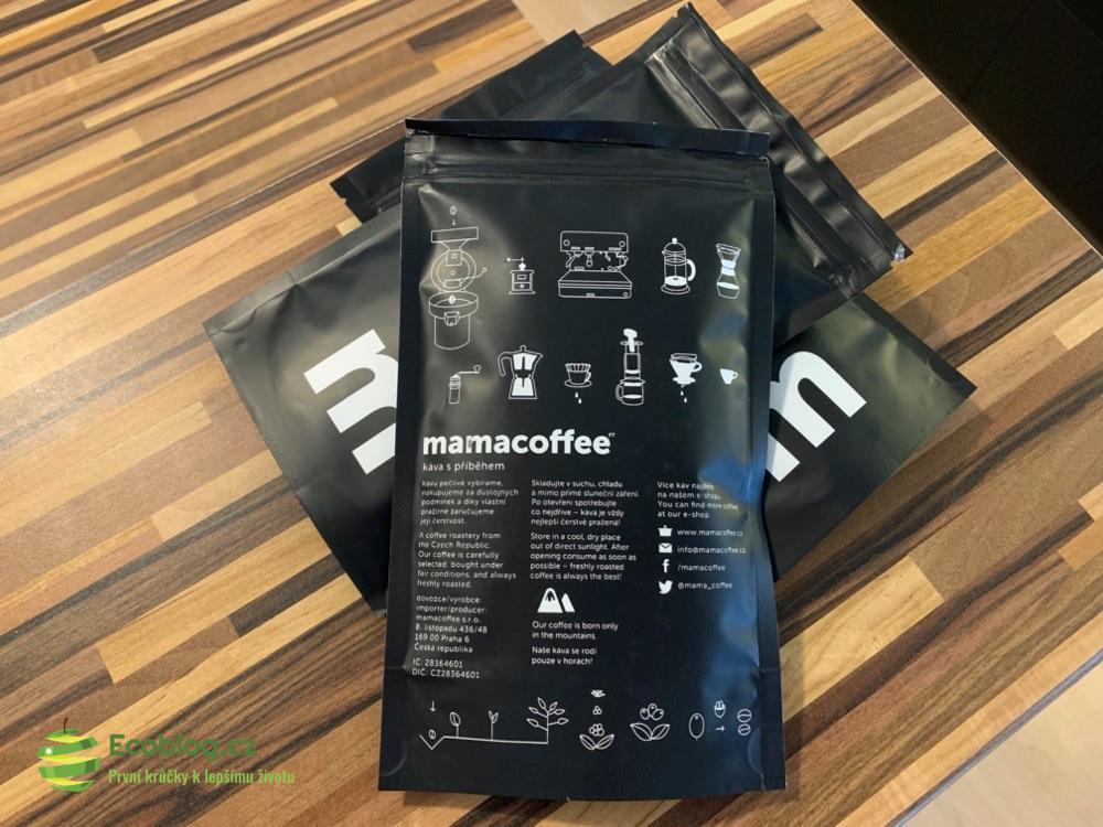 le chocolat káva