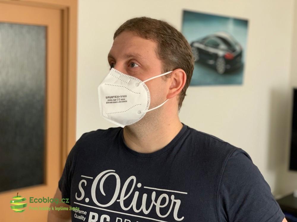 FFP2 respirátory Spurtex