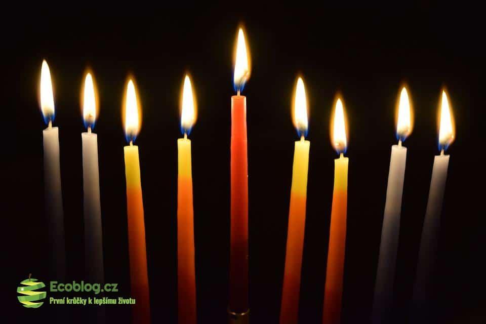 závadnost svíček