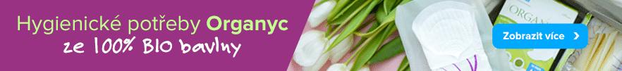 Organyc gel pro intimní hygienu