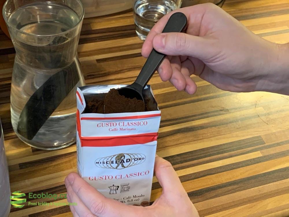 ošatka káva