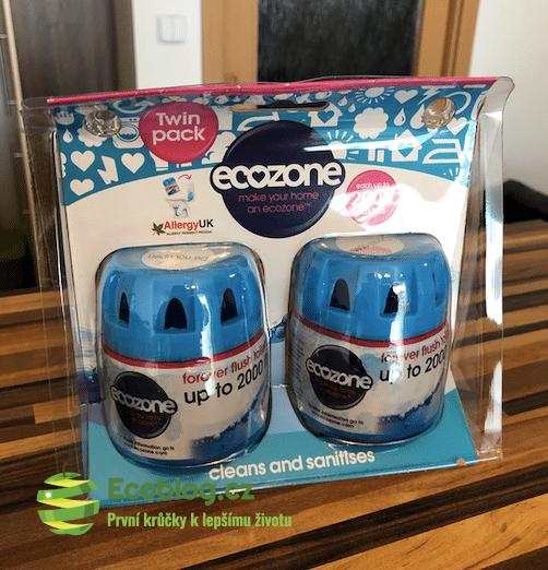 Econea recenze: Ecozone osvěžovač a čistič WC