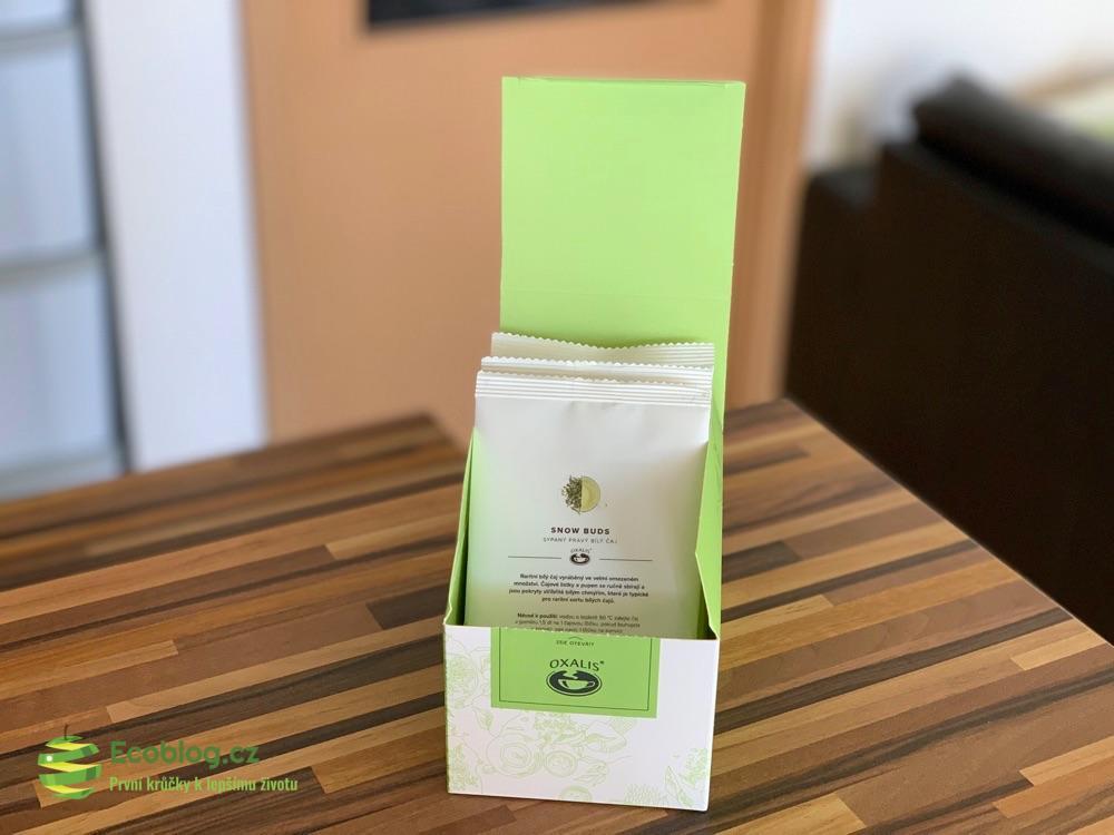 oxalis čaj a káva