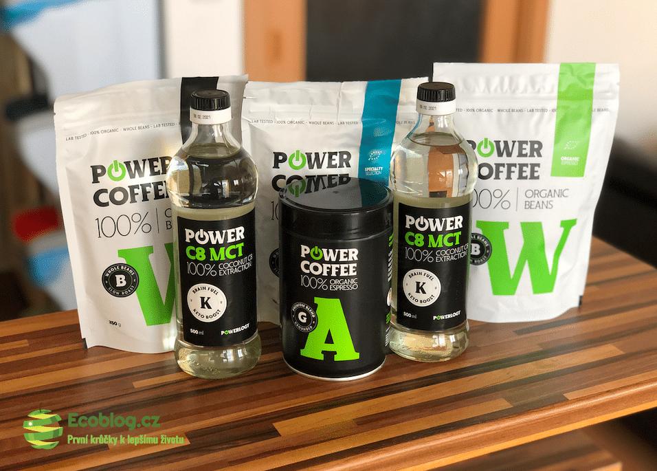 power coffee organic espresso