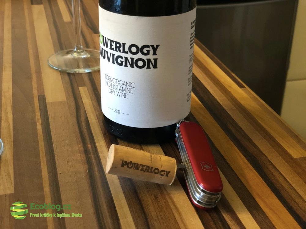 powerlogy bezhistaminové víno