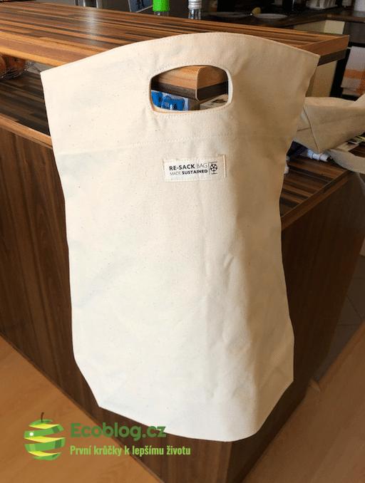 resack nákupní taška