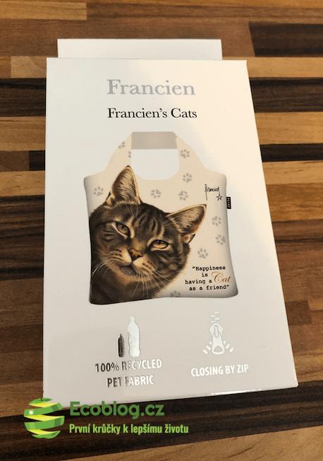 Econea: Ecozz taška s kočkou – recenze