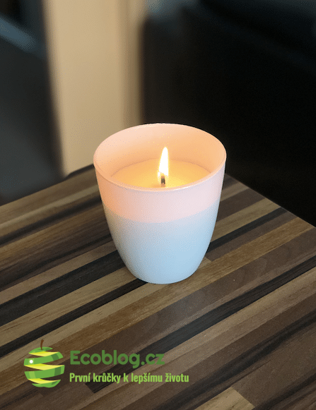 Econea recenze: The Greatest Candle in the World