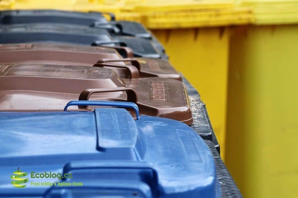 Tříděný odpad: Co kam patří?