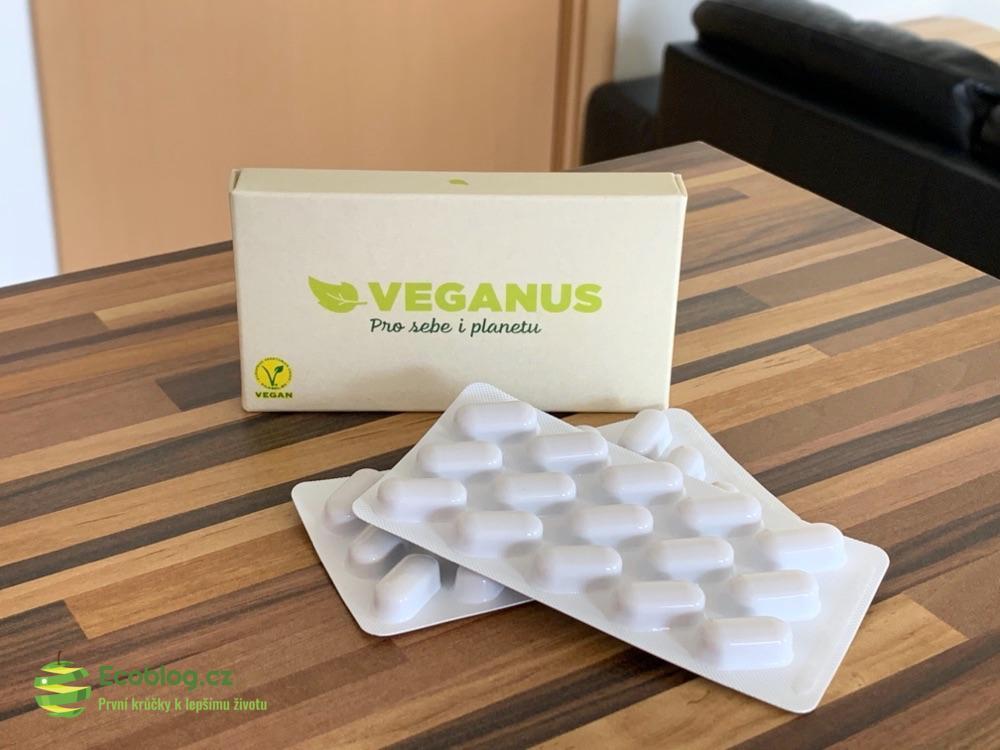 veganus tablety