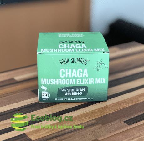 Vitalvibe recenze: Chaga elixir a moje zkušenosti