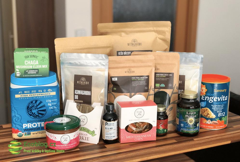 Vitalvibe recenze: Můj první nákup a zkušenosti
