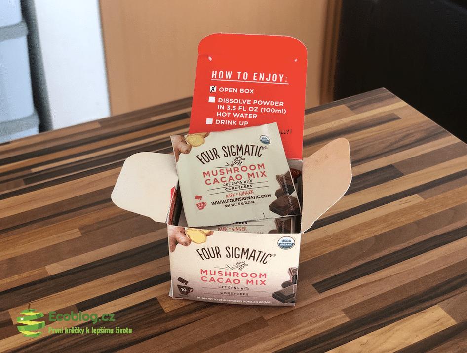 Mushroom Cacao mix