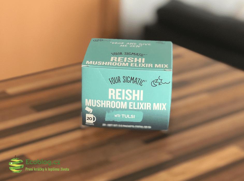 Vitalvibe recenze: Reishi mushroom elixir [zkušenost]