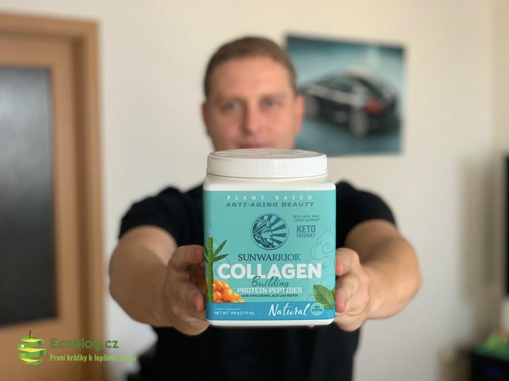 sunwarrior collagen builder