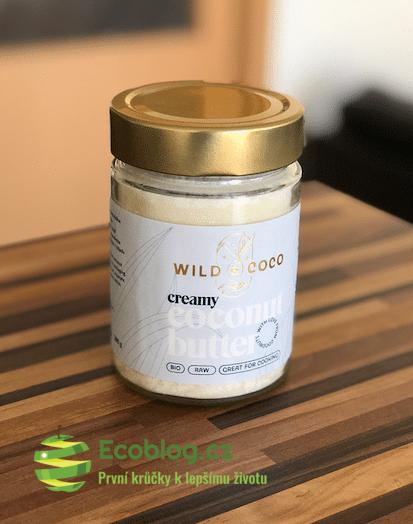 Wild&Coco recenze: Kokosové máslo – zkušenosti