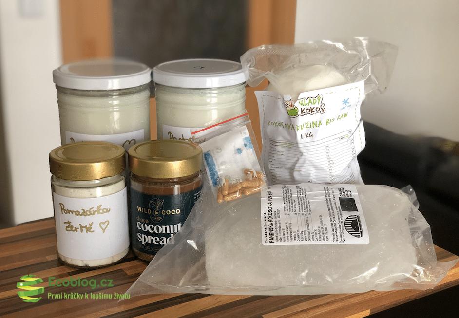 Wild&Coco: Výroba kokosového jogurtu