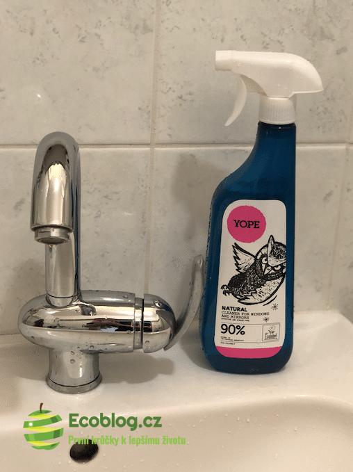 Yope čistič na sklo