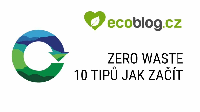Tipy pro zero waste: 10 tipů jak začít