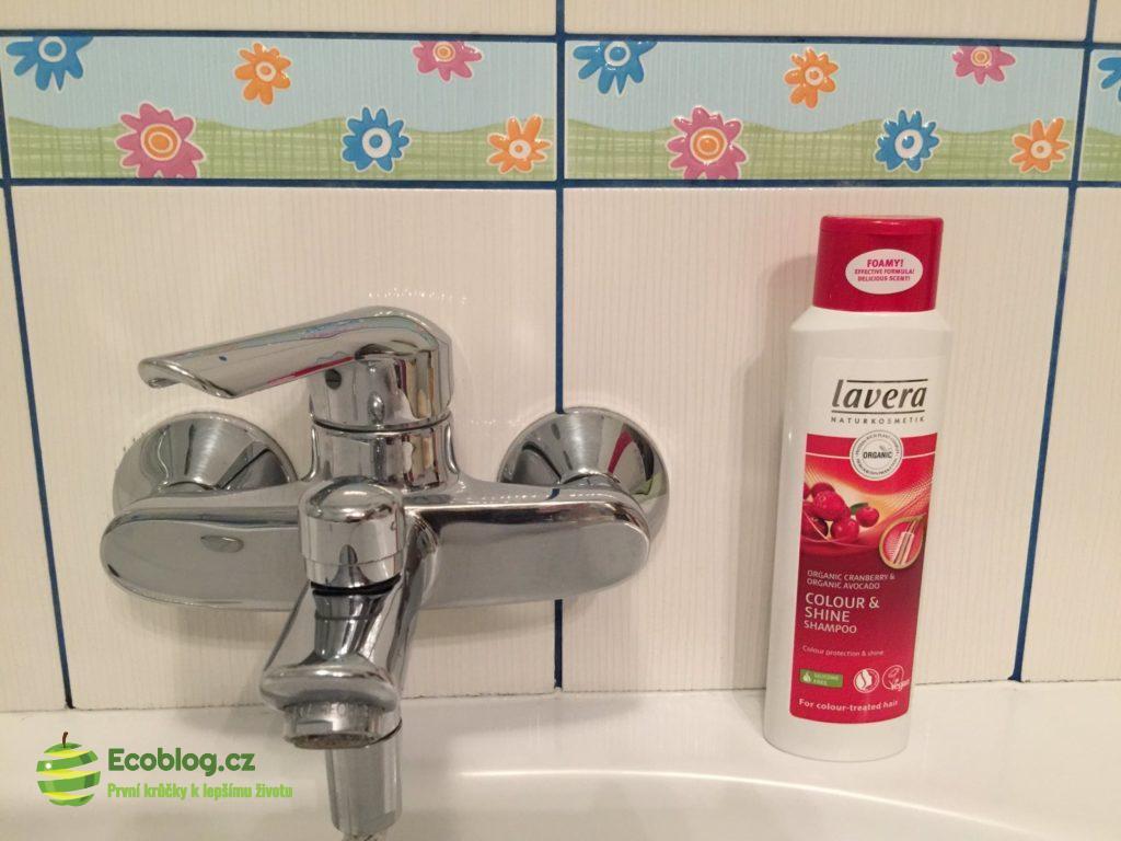 lavera šampón