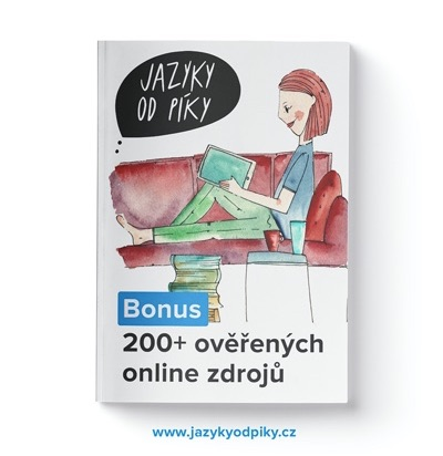 jazyky od píky bonus