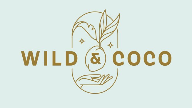 wild & coco logo